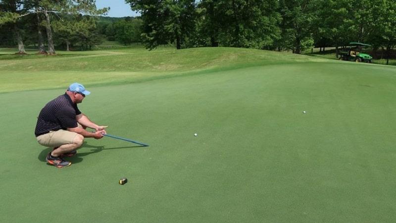 Tốc độ Green là một thuật ngữ chuyên ngành golf