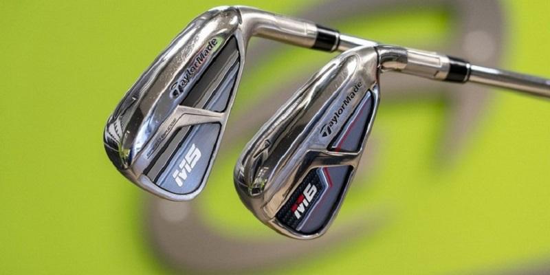 Gậy sắt Taylormade M5/M6 là một trong những dòng gậy được rất nhiều golfer ưa thích