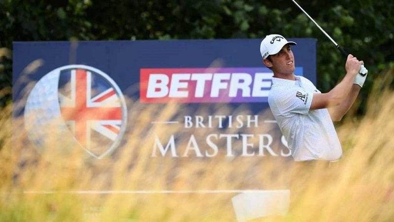 Giải golf British Open tầm cỡ quốc tế