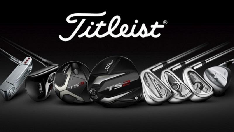 Dòng gậy golf Titleist phù hợp cho mọi trình độ người chơi