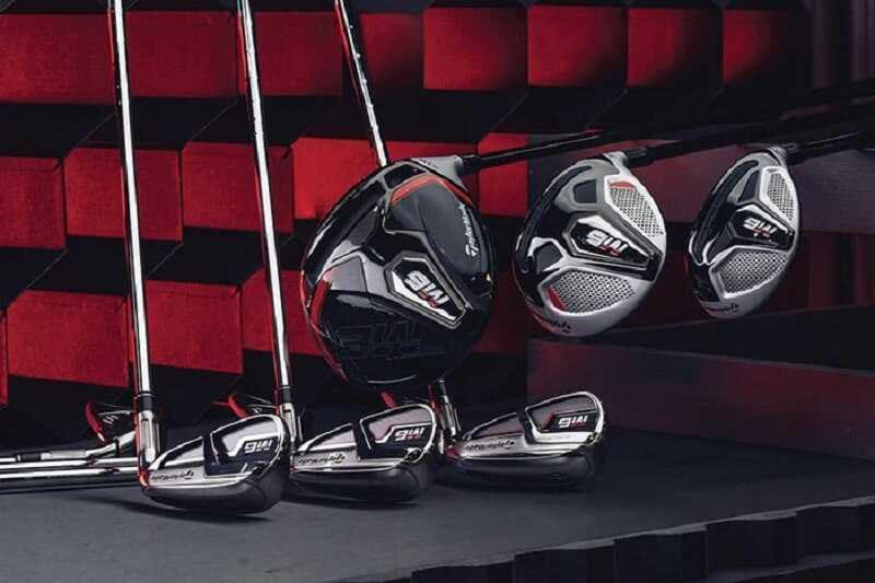 Gậy golf Taylormade giúp bóng bay đi xa với tốc độ nhanh và cao hơn hẳn