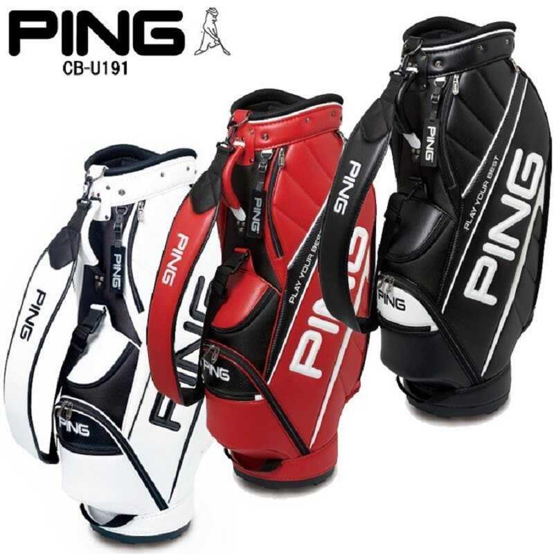 Túi đựng gậy golf Ping CB-U191 giúp chống thấm nước hiệu quả, ngăn ngừa bám bụi rất tốt