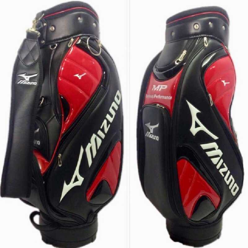 Dòng túi gậy MIZUNO CB87 được nhiều golfer lựa chọn vào top túi gậy golf tốt nhất 2021