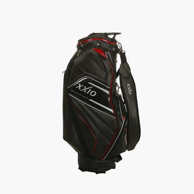 Túi gậy golf XXIO GGC X104 mang đậm phong cách mạnh mẽ, cá tính