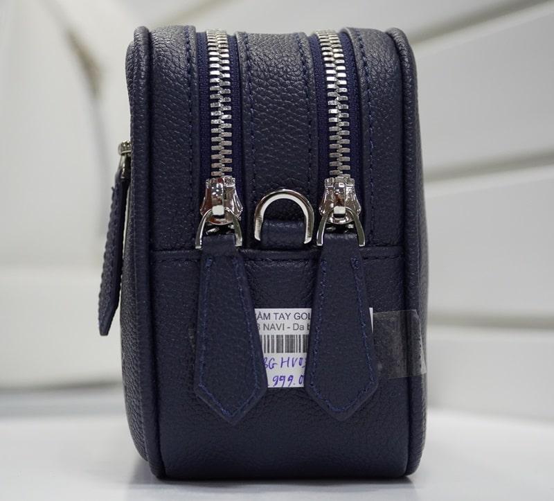 Túi được thiết kế với 2 ngăn lớn