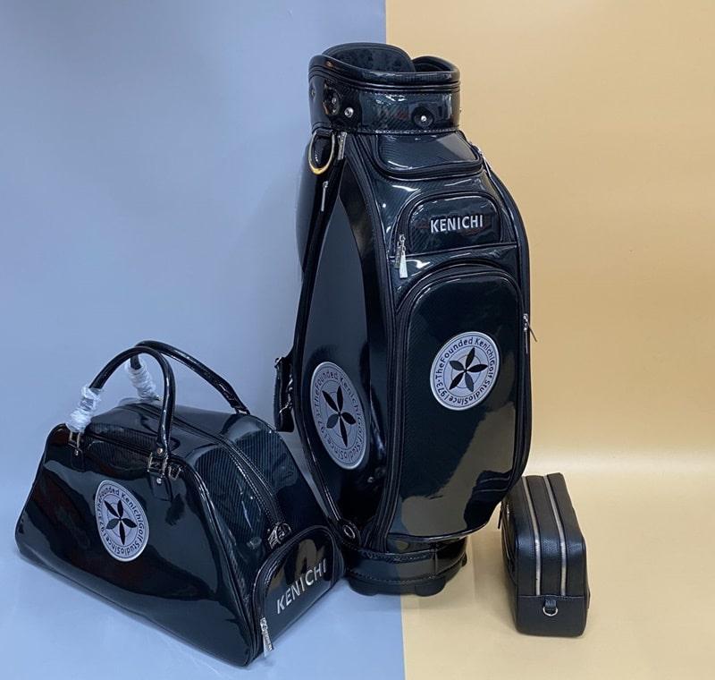 Túi da bóng Victory.G Kenichi Men là lựa chọn của nhiều golfer