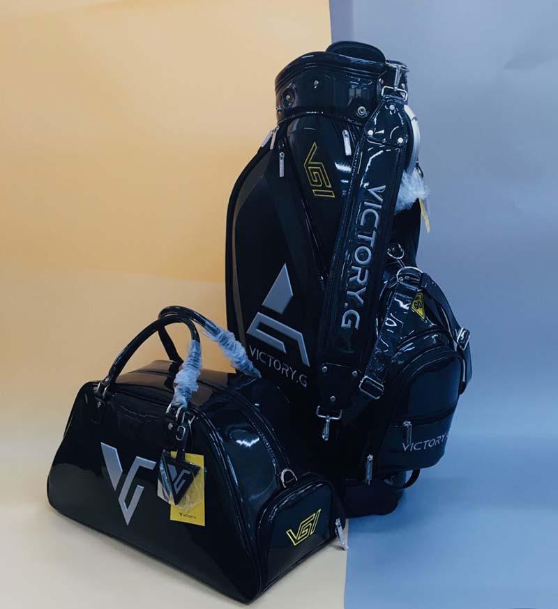 Bộ đôi túi đựng gậy và túi xách là sự lựa chọn hoàn hảo cho người dùng