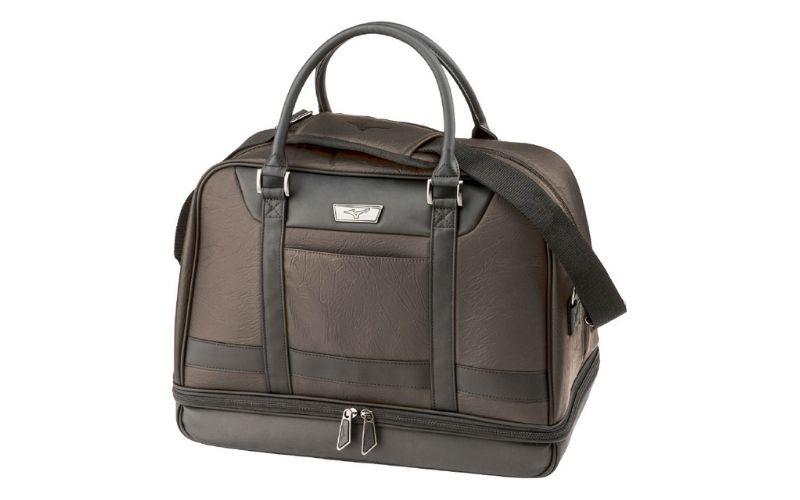 Mẫu túi quần áo golf Mizuno Boston Bag 5LJB19020055