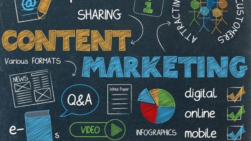 Tuyển dụng vị trí Content Marketing