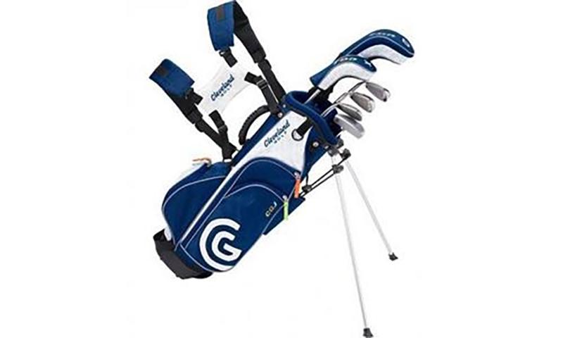 Bộ gậy golf Fullset với đầy đủ các loại gậy cho người chơi tiện lợi sử dụng