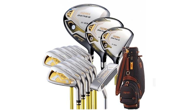 Honma là một trong những thương hiệu gậy golf cao cấp hàng đầu thế giới