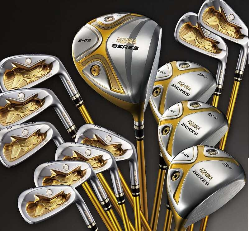 Gậy golf Homa được thiết kế thủ công tinh xảo đến từng mi li mét