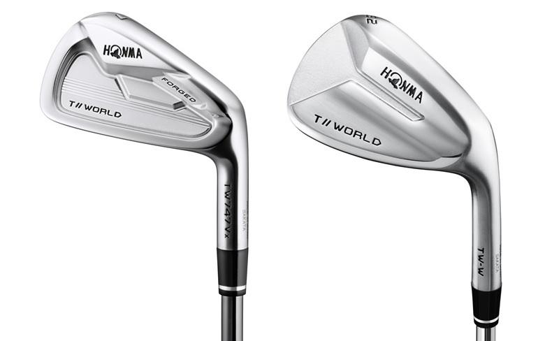 Mẫu gậy Golf Honma dòng TW dành cho các golf thủ chuyên nghiệp