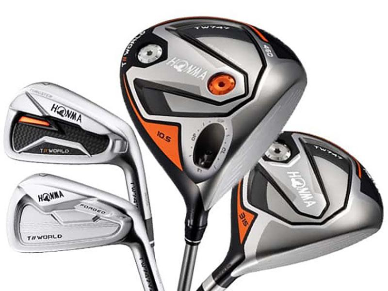 Bạn chỉ cần chi 2/3 chi phí là có thể sở hữu một bộ gậy golf Honma cũ nhưng chất lượng