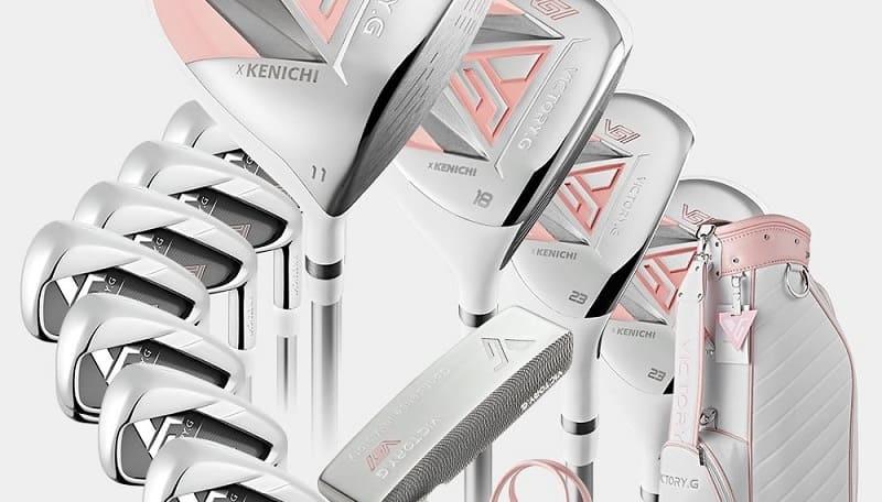 Hình ảnh dòng sản phẩm Kenichi victoria được thiết kế hoàn mĩ dành cho phái đẹp