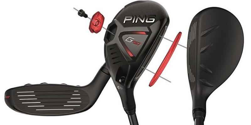 Golf Ping G410 có những cải tiến vượt bậc trong công nghệ chế tạo
