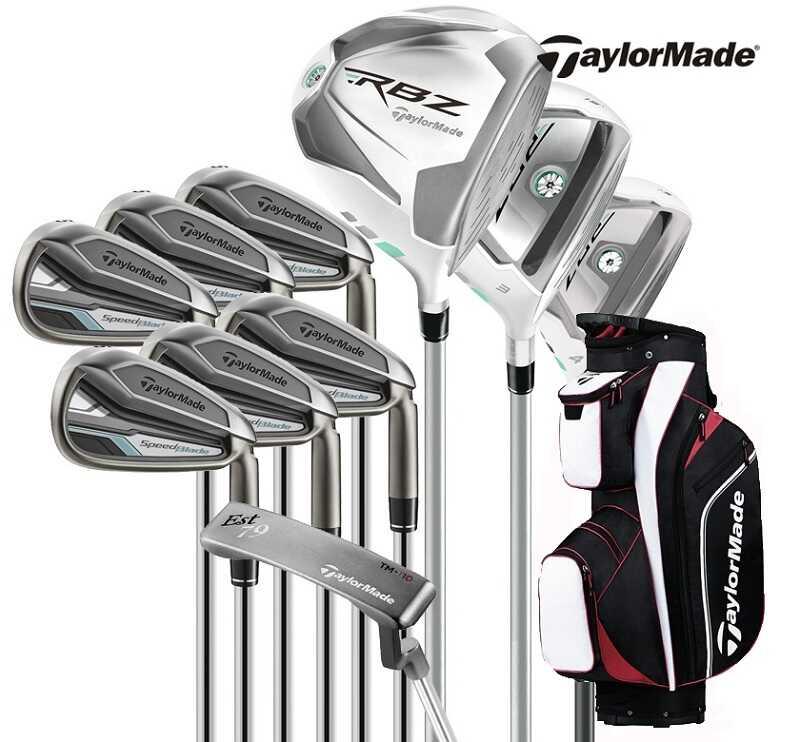 Gậy golf Taylormade là nhãn hiệu lâu đời đến từ Mỹ