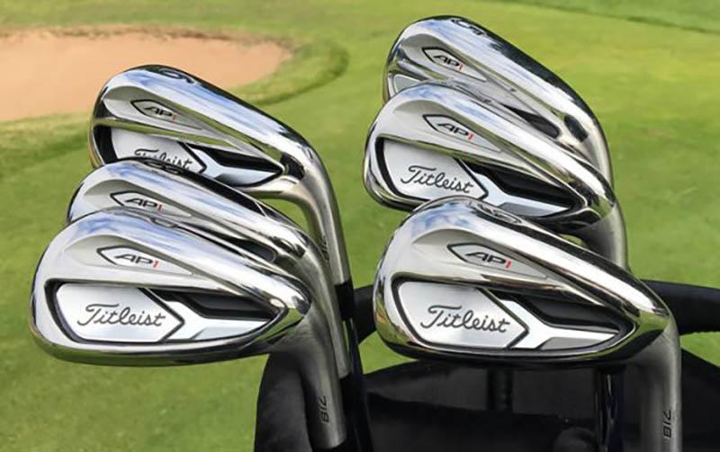 Gậy golf Titleist tiên tiến với thiết kế tinh tế, đẹo mắt