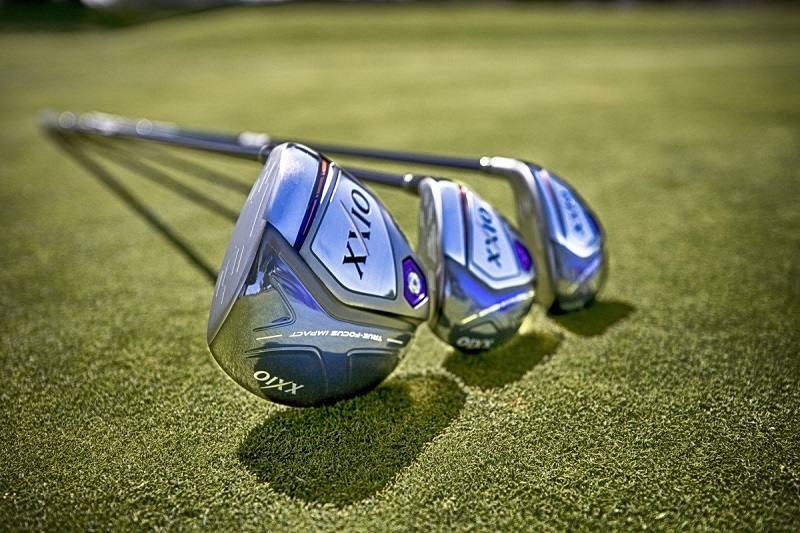 Một số mẫu gậy golf XXIO cũ phổ biến nhất