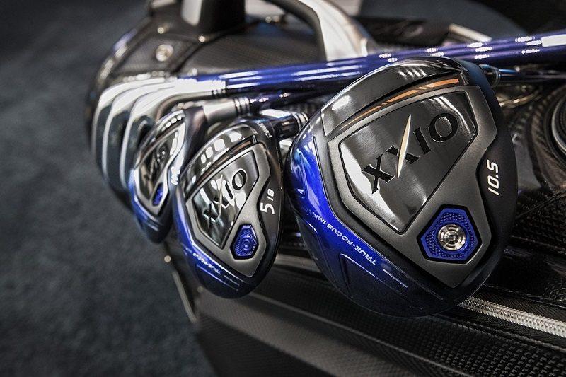 Thương hiệu golf XXIO chủ yếu tập trung vào thị trường Nhật Bản