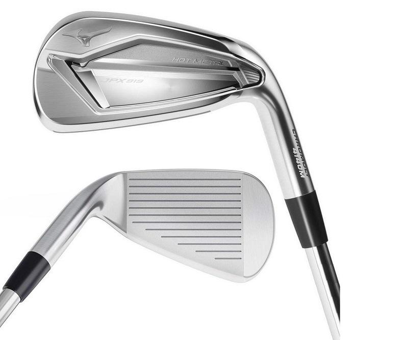 Gậy golf Mizuno có thiết kế rất tinh xảo, vô cùng bắt mắt với các tính năng ưu việt