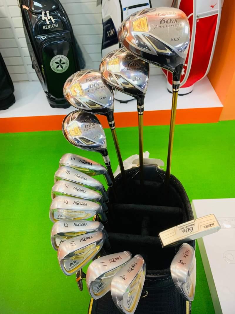 Bộ gậy golf Honma 60th Anniversary