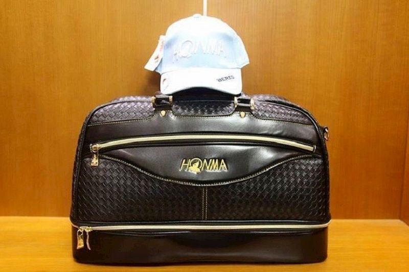 Mẫu túi golf thương hiệu Honma hiện nay được nhiều golfer tin dùng