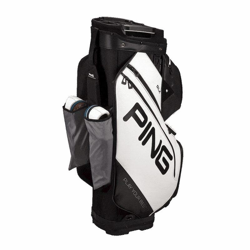 Túi Ping Duffel Bag 32462-101 có trọng lượng nhẹ nên dễ dàng di chuyển trên sân golf