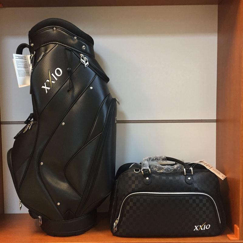 Túi golf XXIO của Nhật Bản là thương hiệu túi được nhiều người ưa chuộng sử dụng