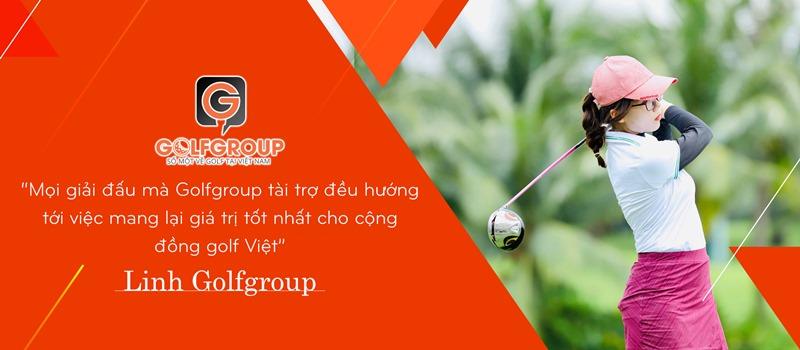 Mọi giải đấu mà Golfgroup tài trợ đều hướng tới giá trị cộng đồng