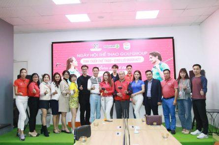 GGA tổ chức thành công ngày hội thể thao GolfGroup