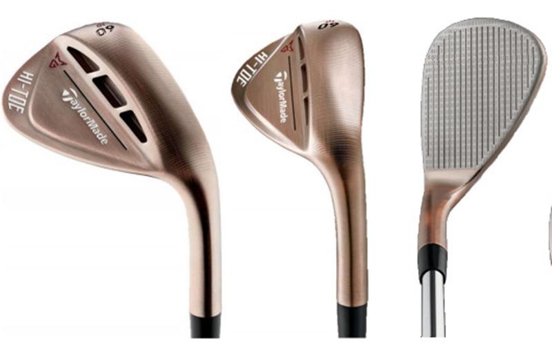Wedge Talormade SIM2 - HI.TOE được hãng thiết kế dành cho các golfer chuyên nghiệp