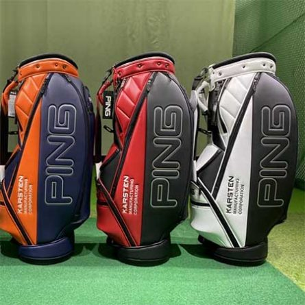 Túi gậy golf Ping Karsten Manufacturing Corporation