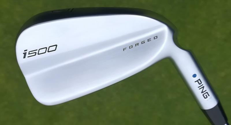 Hình ảnh mặt gậy golf Ping i500