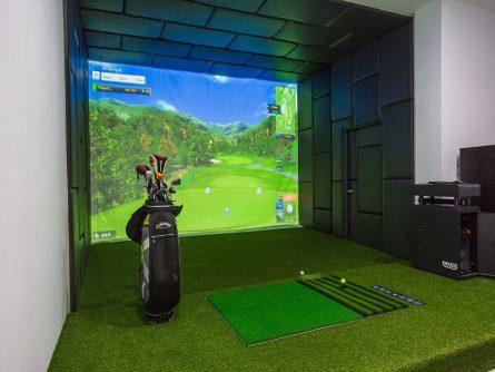 địa chỉ lắp đặt phòng golf 3D