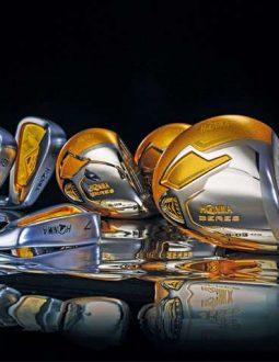 Honma 5 sao là một trong những bộ gậy golf đắt nhất thế giới