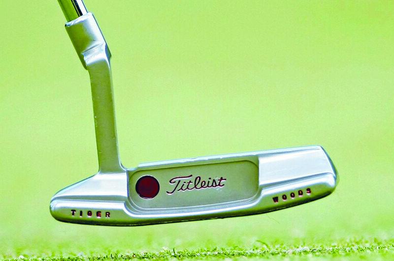 Titleist Scotty Cameron Newport 2.0 Tiger Woods chỉ có 21 chiếc trên toàn thế giới