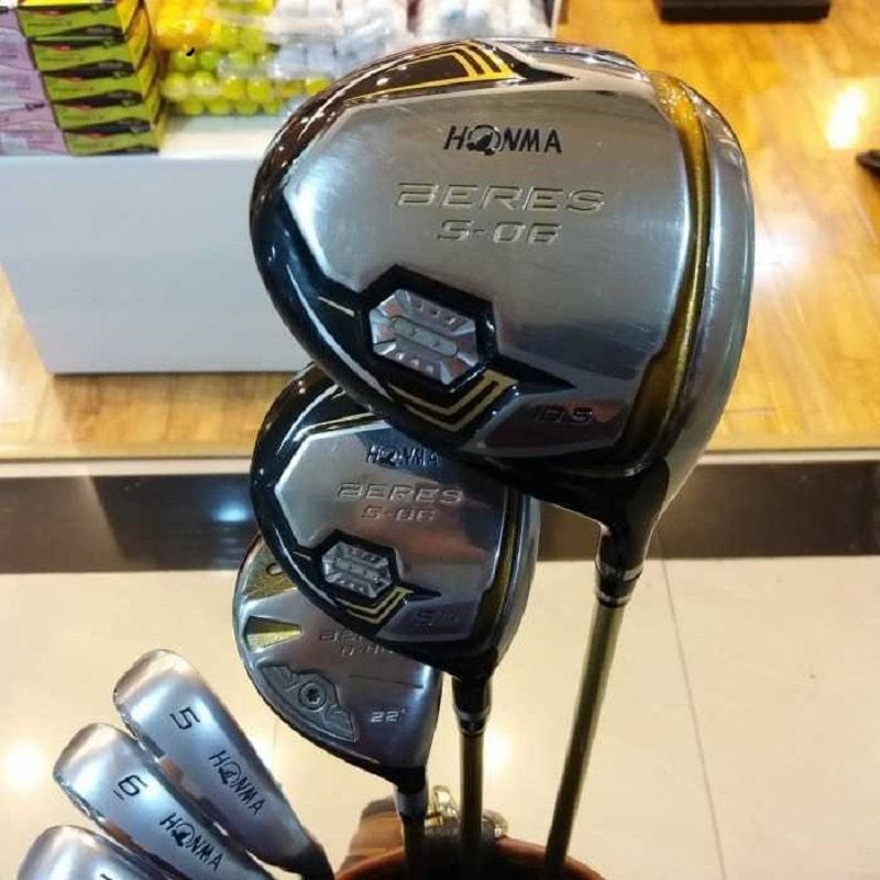 Bộ gậy golf full set Honma 2 sao S06
