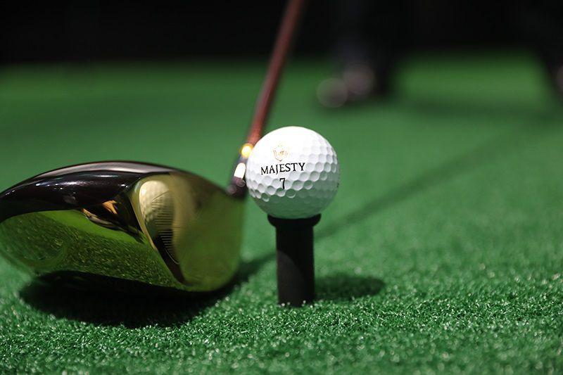 Majesty là sản phẩm gậy golf cao cấp