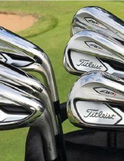 Gậy golf Titleist AP1 thường được đúc bằng các hợp kim quý hiếm
