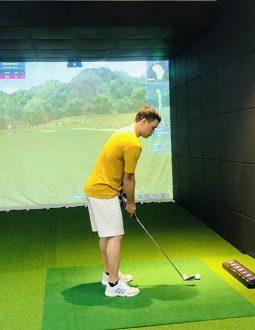 Phòng golf Diamond được GolfHomes thi công lắp đặt chỉ trong vòng 3 tuần