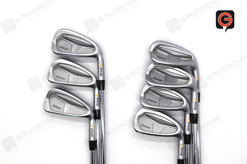 Bộ gậy golf Ping I200 được nhiều golfer ưa chuộng