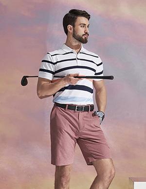 Quần short golf nam Aristino ASOG02S9