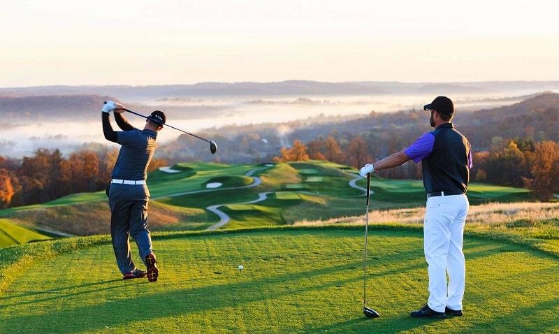 cần nắm vững thuật ngữ về golf bằng tiếng anh
