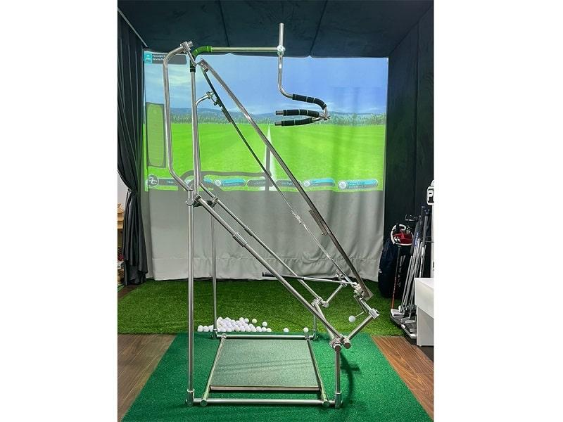 khung hỗ trợ tập kỹ thuật swing
