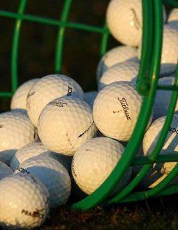 Quả Bóng Golf Làm Bằng Gì? Tìm Hiểu Cấu Tạo Của Từng Loại Bóng