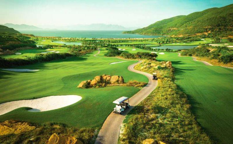 Léman Golf nằm trên địa bàn phường Tân Thông Hội, huyện Củ Chi, Thành phố Hồ Chí Minh
