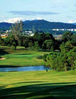 Sân golf Đà Lạt - Dalat Palace Golf Club