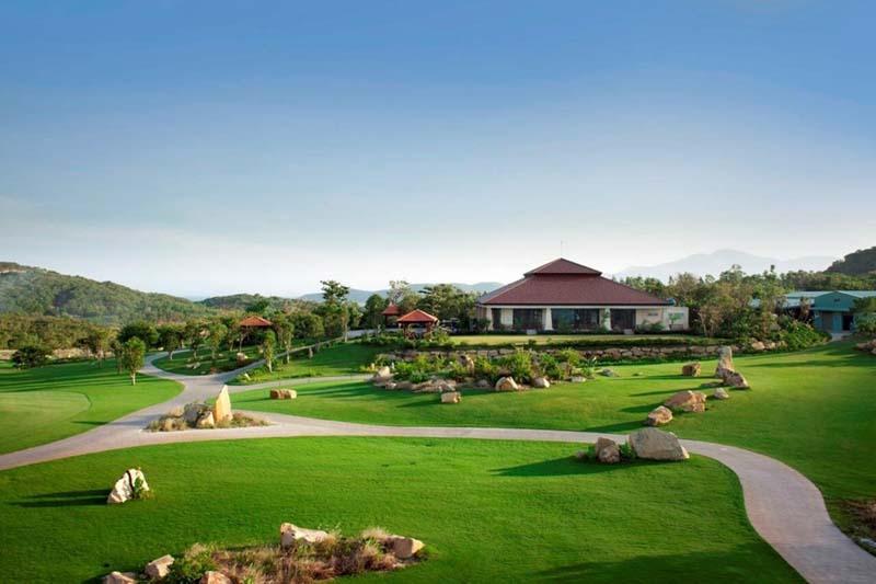 Sân golf Gia Lâm Vinpearl đã được quy hoạch