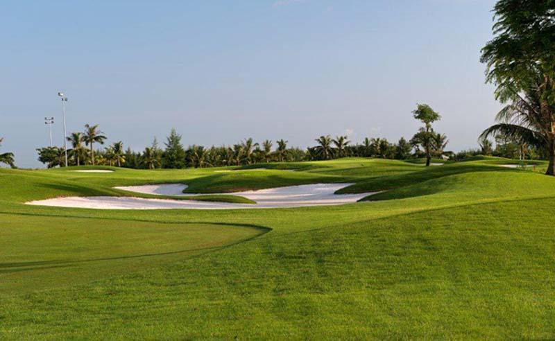 Sân golf BRG Ruby Tree Golf Resort Đồ Sơn